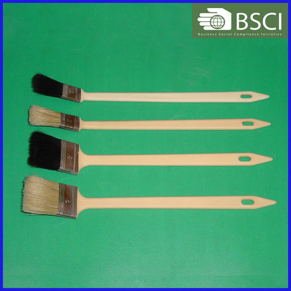 EB-003 Radiator Brush White or Black Bristle Paint Brush