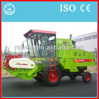 Bean Harvesting Machinery/Mini Soybean Combine Harvester