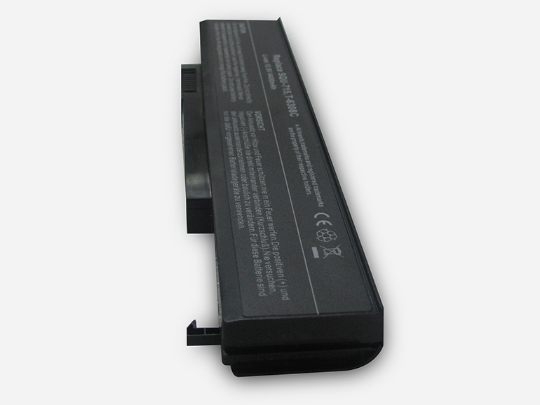 Universal external laptop battery charger for Gateway SQU-715 notebook battery