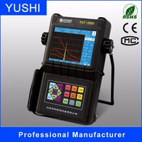 Portable ndt ultrasond examination ultrasonic flaw detector welding detector