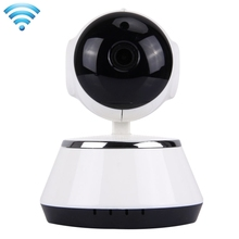 Wholesale HD 720P 1.0MP 360 Degree Rotatable AP Hotspot Connection IP Camera Wireless WiFi Smart Security Camera, etc.