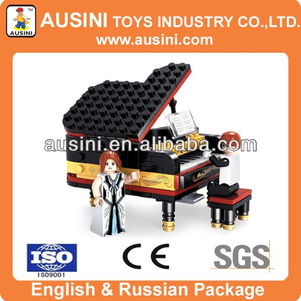 2014 latest items block sets toys for kids