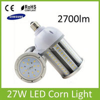 Competitive price led corn cob light bulb 100w factory