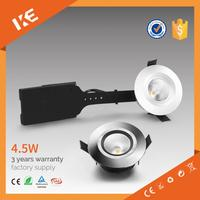 waterproof 3000k 4000k 5000k high power led ceiling light