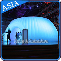 Big Inflatable Wedding Tent,Luna Dome,Air Inflated Tent For Wedding