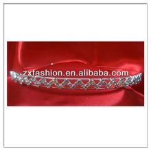 beautiful hot sale diamond hair band