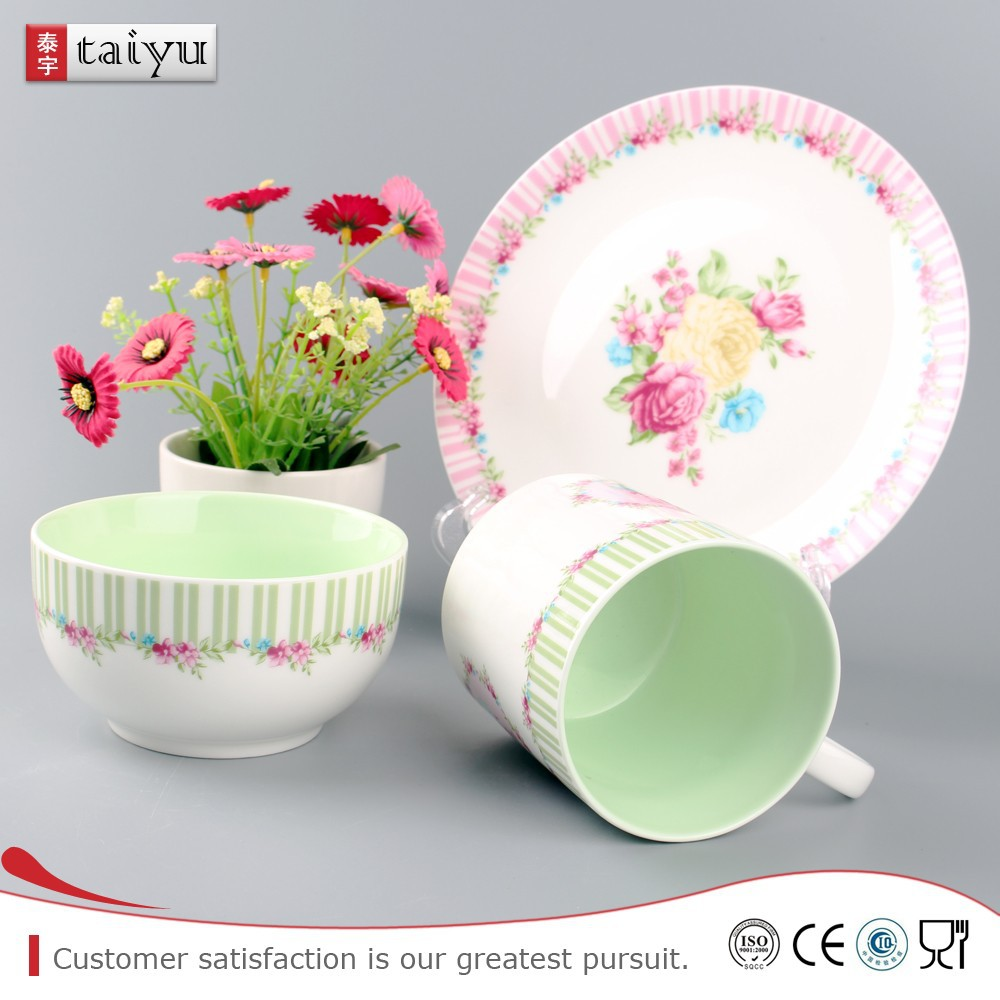 wholesale reliable dinner set stoneware