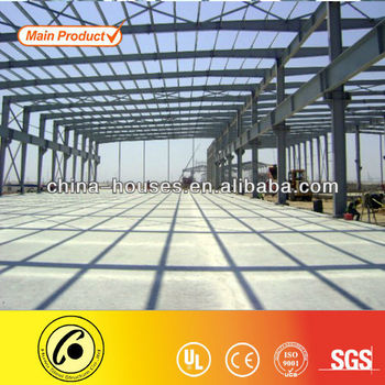 Prefab Steel Building/Warehouse/ Factory
