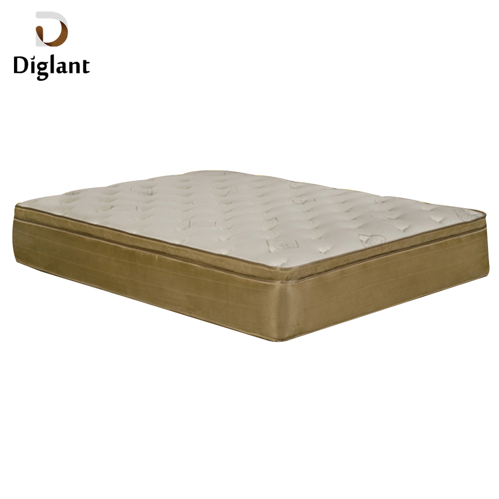 DM049 Diglant Gel Memory Latest Double Fabric Foldable King Size Bed Pocket bedroom furniture europa mattress - Jozy Mattress | Jozy.net