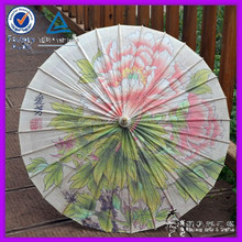 Chinese Cheap Personalized oil Paper Umbrella Wedding Favors Decoration Umbrella