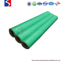 Waterproof Membrane Type PVC Roofing Sheet 1.2mm