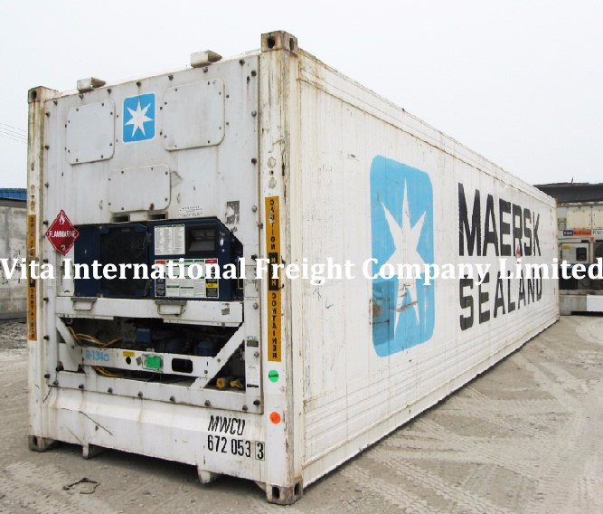 20ft / 40ft / 40 hq new or used reefer container refrigerate container for sales from China