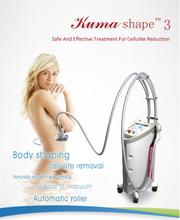Vela Slim III Cavitation Vacuum RF Cellulite Reduction Wrinkle Removal Body Shaping Machine