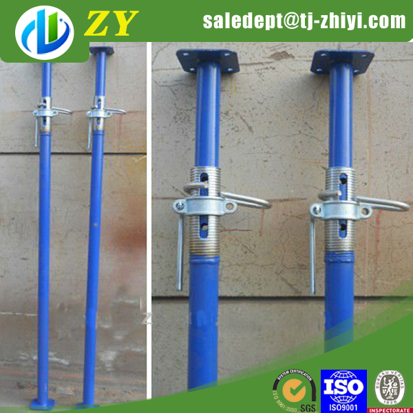 Construction props/scaffolding jacks/scaffolding jack nut thread