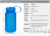 China supplier hot colorful 350ml 12oz OEM fruit tritan water bottle
