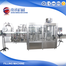 Drinking Water Plant Soft Drinks Second Hand Filling Machine