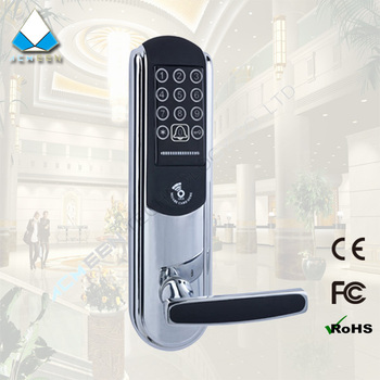 zinc alloy mechanical magnetic keyless code lock