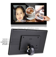 "10.1"",12.1"" 13.3"", 15.6"" 18.5"", 21.5"" android tablet pc digital video photo frame"