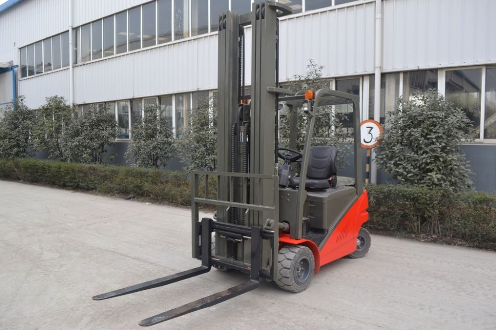 Double AC electric forklift truck TK420 Battery forklift truck