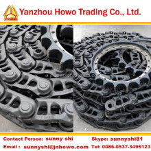 Excavator spare parts track chains assembly EX60-2 track link