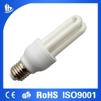 energy-saving lamp 2U 7W saving energy