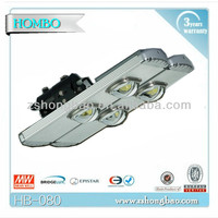 Government Project for 120W IP65 waterproof LED street lighting/ LED lamp