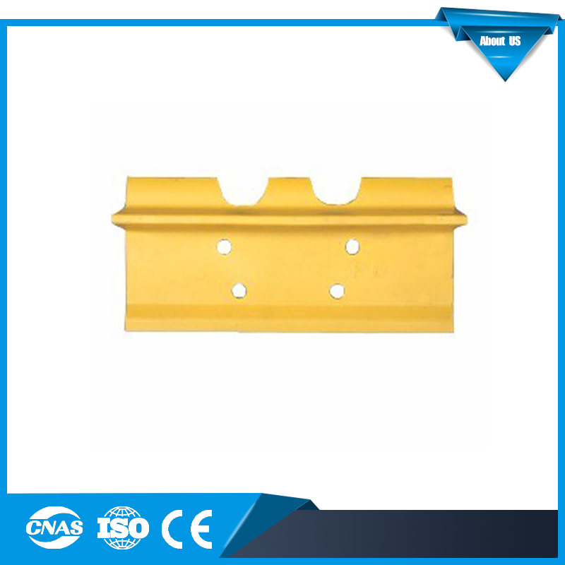 track shoe assy track link assy for excavator and bulldozer and drilling rig machine