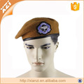 Wool knitted military beret perfect quality beret army wear in winter festival party