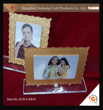 Customized acrylic block picture photo frame