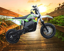 2017Newest Made in China 500W Outdoor E-Cross Kids electric motorcycle electric dirt bike