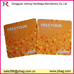 Digital printing microfiber LCD screen cleaning cloth