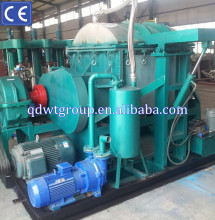300L glass cement hydraulic tilt sigma mixer with vacuum