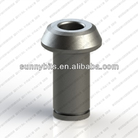U82 Coal cutter teeth sleeves conical pick sleeve for round shank rotary bits 30mm shank