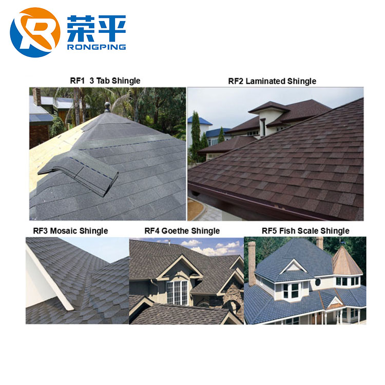 Building materials cheap asphalt shingles | South Africa asphalt shingles price