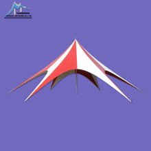 Fashionable promotion star tent with good price