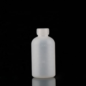250ml 500ml 1000ml 2000ml narrow  mouth plastic hdpe reagent bottle