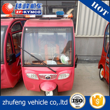 Durable 3 wheel seat electric passenger pedal trikes for sale