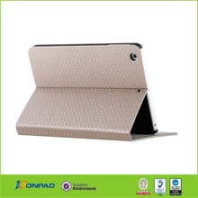 High Quality leather sleeve folio case for ipad