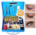 Eyelash Extensions Kit For 150 Persons + VCD Trainning
