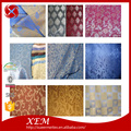Super factory best pricing Customized pantone color woven satin fabric