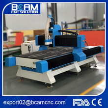Advertising cnc router / mini wood design cutting machine For Pcb / pvc /aluminum BCM1325A