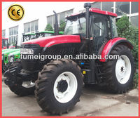 130hp 4wd PTO big CE approved farm tractor