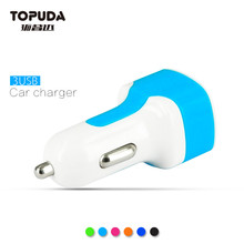 Factory promotional 3 USB car charger