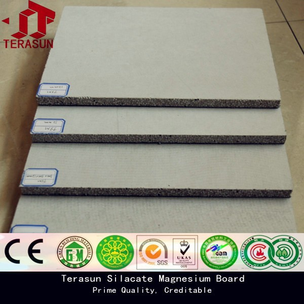 Superior fire resistance upgraded magnesium oxide board price competitive
