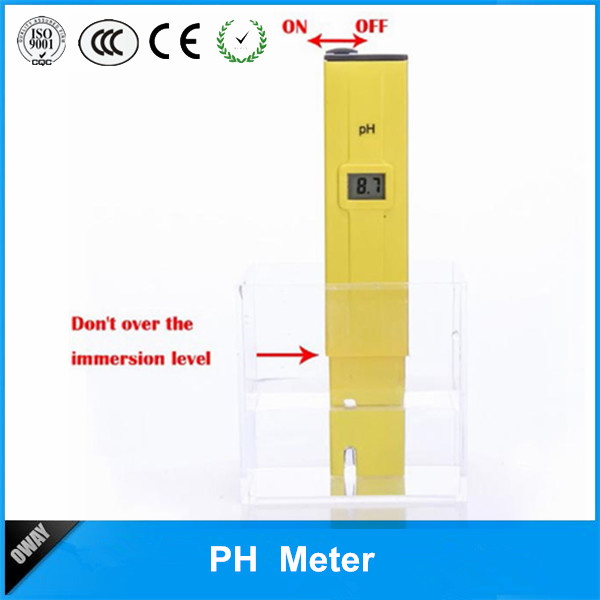 Digital PH Meter Tester Pocket Pool Water Aquarium Hydroponic