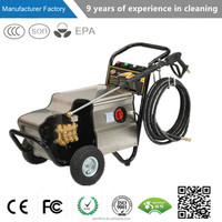 High pressure industrial washer for poultry house, pig house and factory cleaning