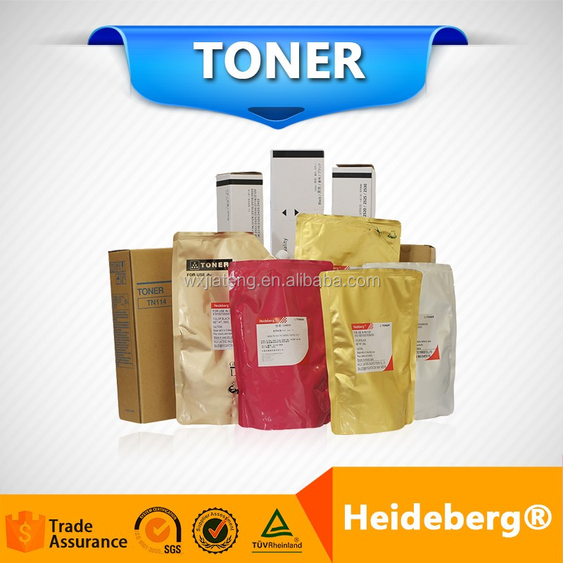 TN211 toner and toner cartridge for Konica minolta Bizhub 200/222/250/282/350/362