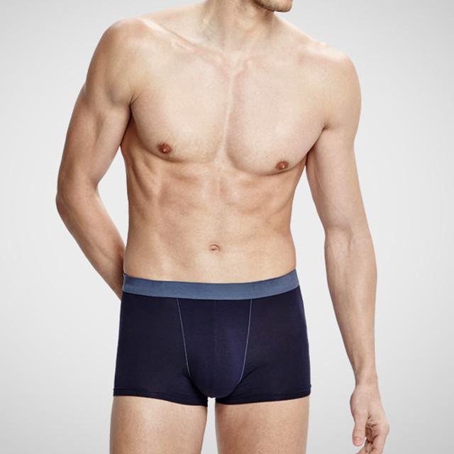 Hot wholesale Soft Fiber Selling Quality Men Sexy Underwear Brand Man Underwear Print Fashion Sexy Underwear