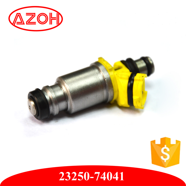 wholesale Denso Fuel injector nozzles 23250-74041 fit for Toyota cars engine