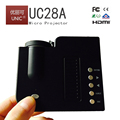 UNIC 2017 new Cheapest 50lumens micro projector mini projector toy projector UC28A